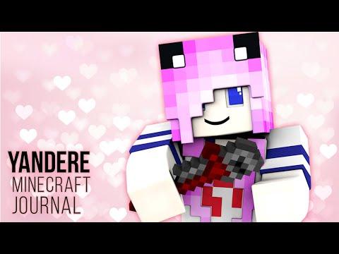 "Yandere School Journal ""BAD GIRL GOOD GIRL"" #3 (Minecraft Roleplay)"