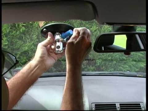Hague SM1 Car Suction Mount Instructions