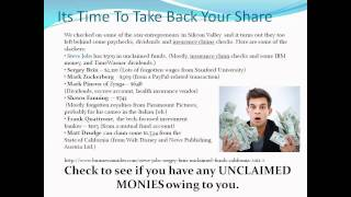 New York Unclaimed Funds