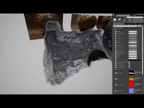 UE4 Advanced Material Pack Edition 4 Overview