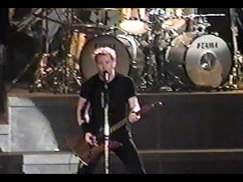 Metallica - Lexington, KY, USA [2000.08.09] Full Concert - 1st Source