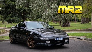 10 Reasons Why You Should Buy a Toyota MR2 (SW20)