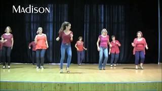 Démonstration Danses en ligne