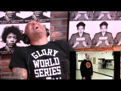 Joe Rogan Can't Stop Laughing at Fake Martial Artists!