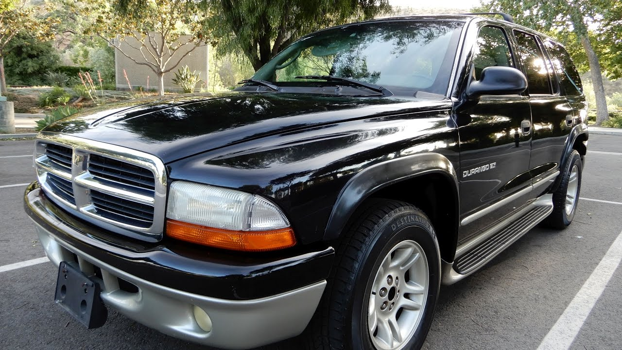 2001 Dodge Durango Video Review Mopar Suv Magnum V8 For