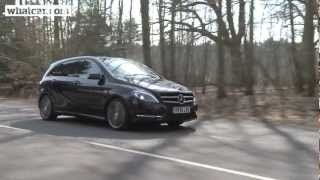 2012 Mercedes B-Class review - What Car?(Read the full Mercedes B-Class review http://bit.ly/perExk The Mercedes B-Class has a big cabin, a huge boot and a luxurious interior. There's a good range of ..., 2012-07-18T14:29:04.000Z)