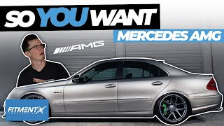 So You Want a Mercedes-Benz AMG