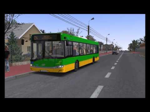 OMSI 2  - Będzin Linia 24