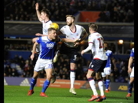 Highlights: Blues 0 Bolton 1 | Sky Bet Championship