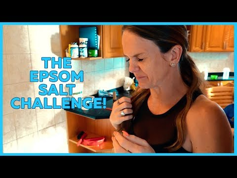 The Epsom Salt Cleanse