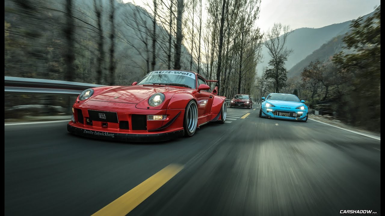 Rwb 4k Wallpaper: CHINA RWB PORSCHE By Carshadow