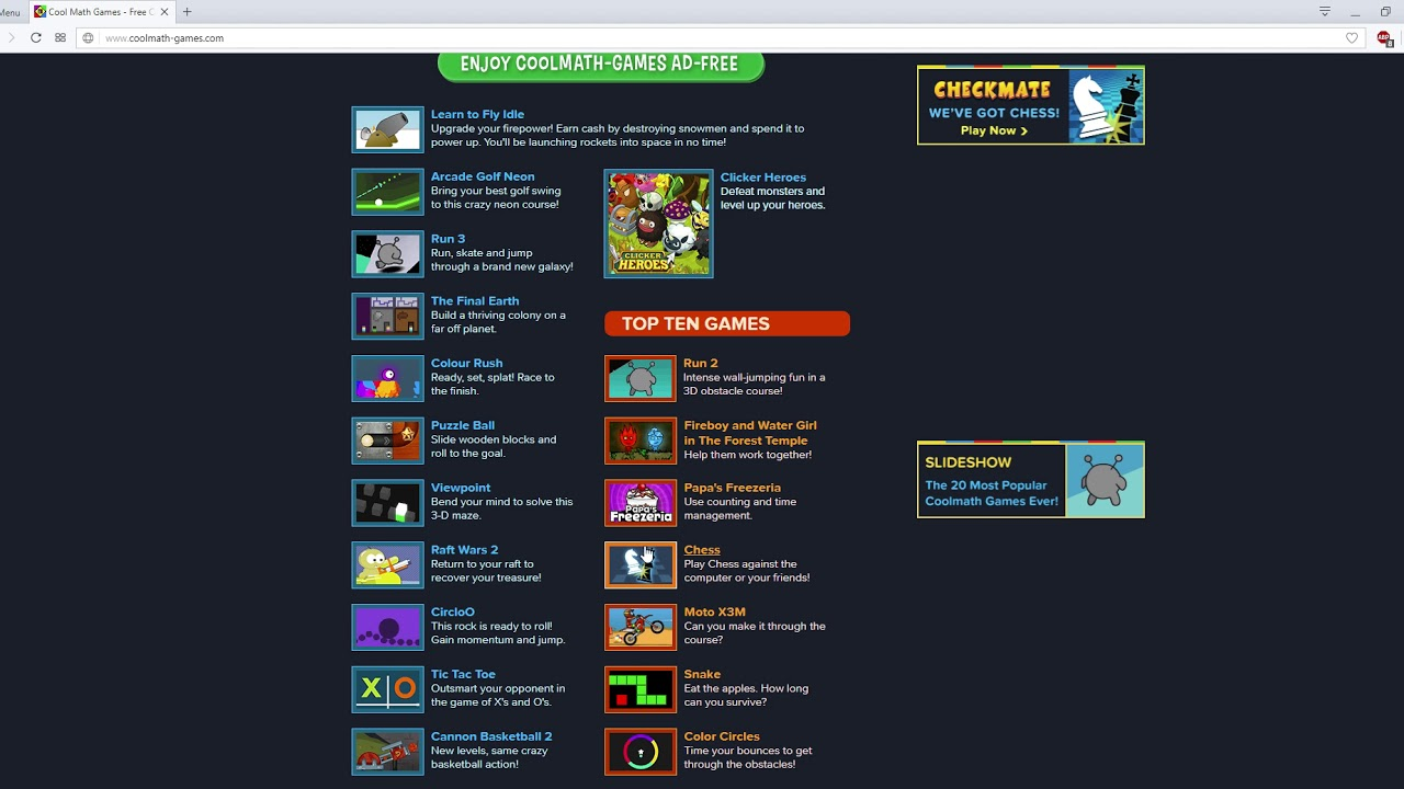 Cool Math Games Free Online Math Games Cool Puzzles And More Opera
