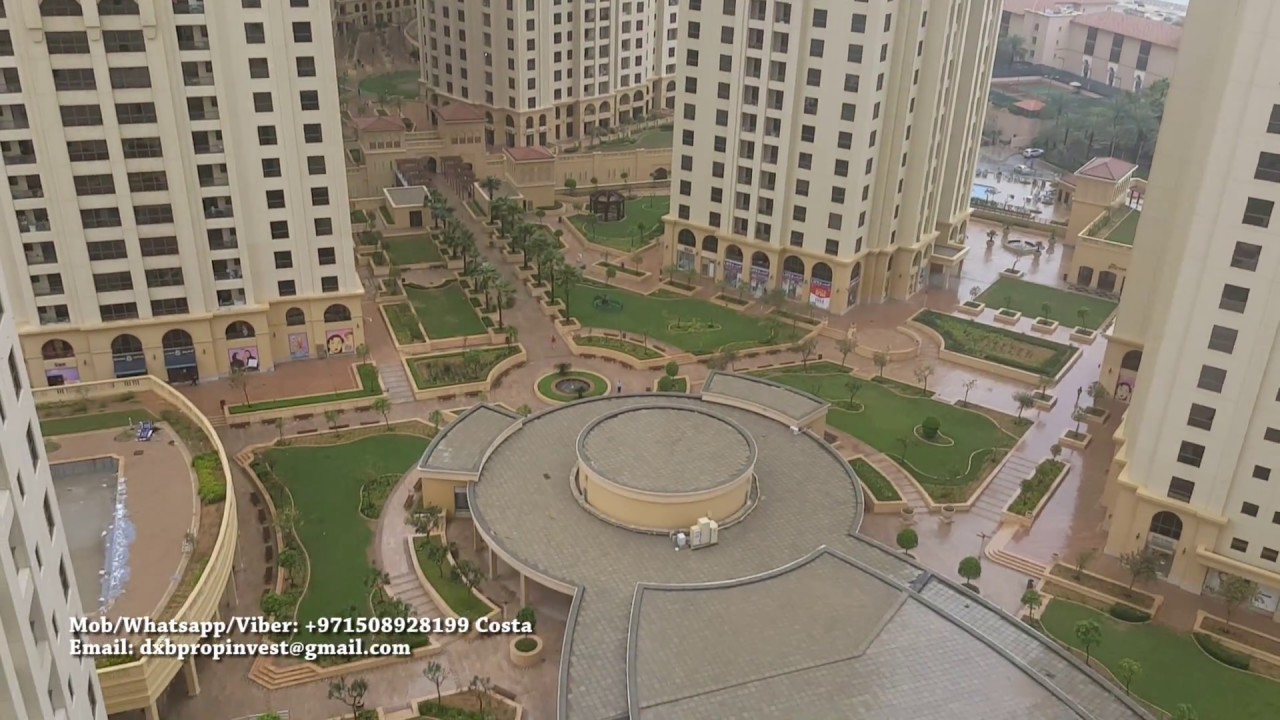 3 bedroom apartment for rent in jumeirah beach residence - Dubai 3 bedroom apartments for rent ...