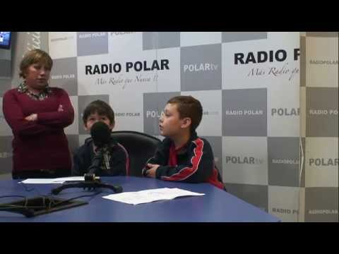 "THE BRITISH SCHOOL: Lectura de cuentos en Radio ""Polar"""