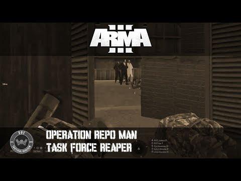 "SOF Operation: ""Repo Man"""