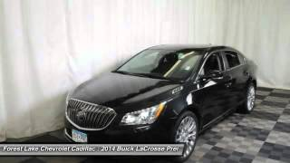 2014 Buick LaCrosse Premium 2 Group Forest Lake MN T16040A