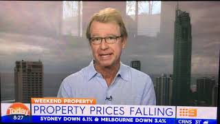 News The Today Show   Property Prices to Fall