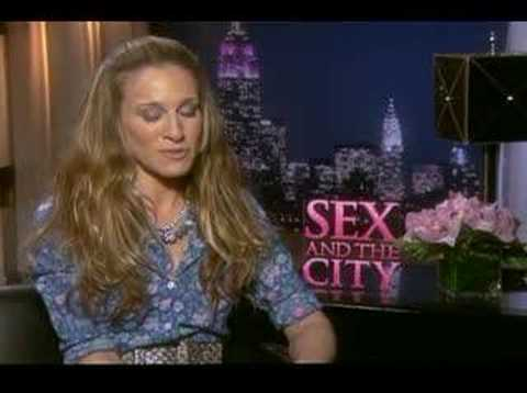 Sex and the city movie interview