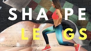 Aren't you Happy with Your Legs? Do this! | Leg Workout in 8 Minutes