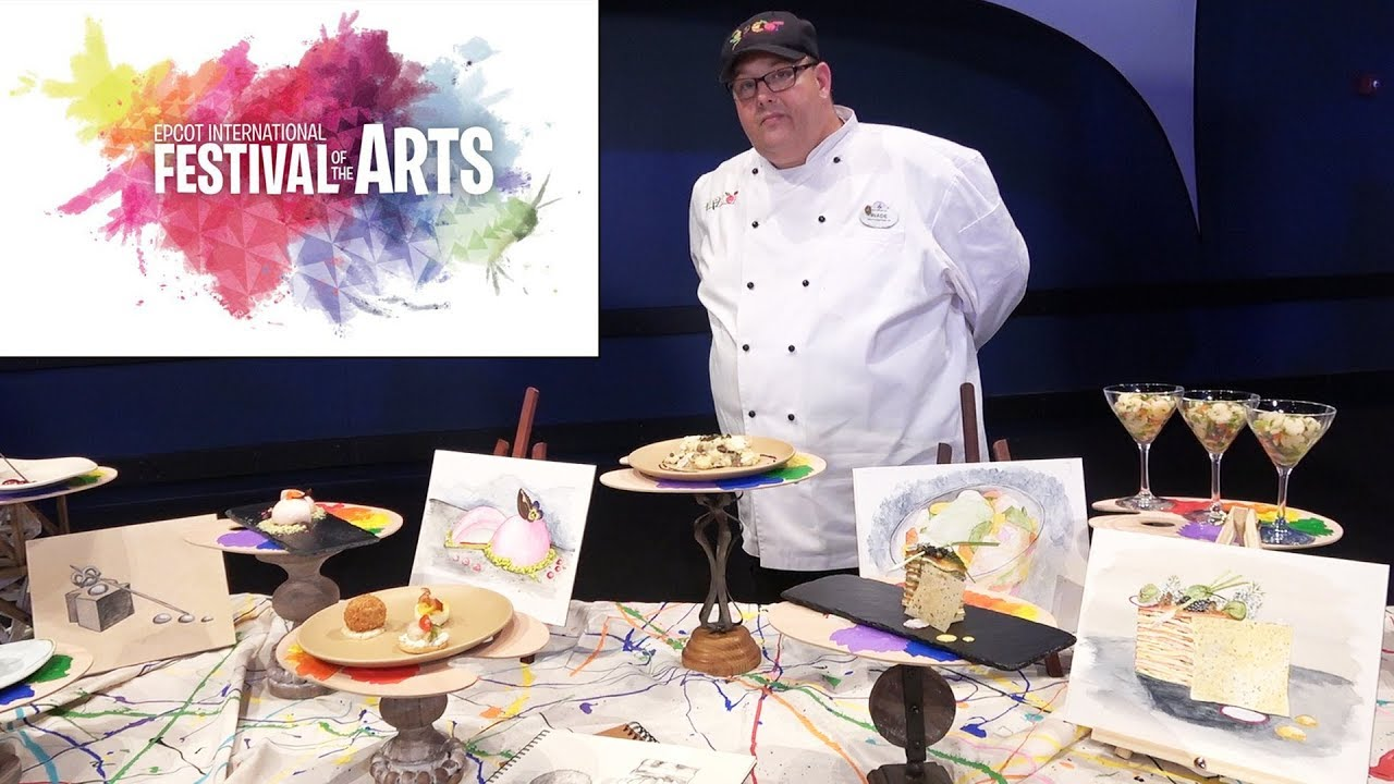 Epcot International Festival Of The Arts Food Beverage Preview 2019 At Walt Disney World Youtube