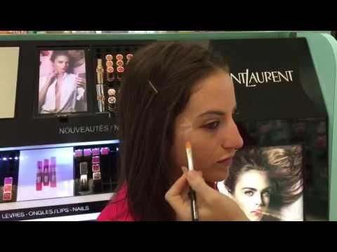 Video Tutorial - Transformar Maquillaje dia y noche - Druni