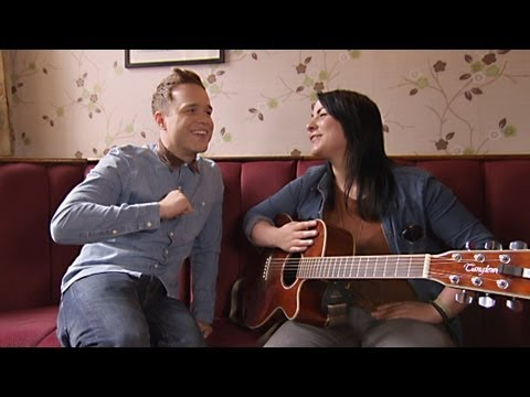 Olly Murs finds a SOLE mate in Lucy Spraggan - The Xtra Factor 2012