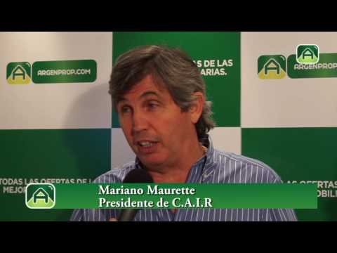 Expo Real Estate 2016 - Mariano Maurette #Argenprop