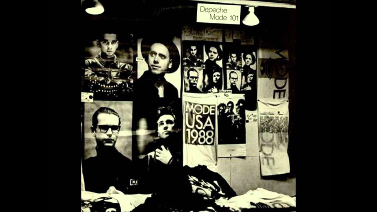 Depeche mode 101 скачать бесплатно mp3