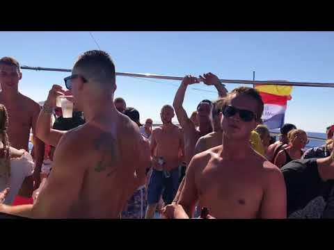Partyraiser&Bulletproof @ Ibiza Goes Hard 2018