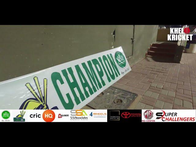 S.S Associates defeated Ali Sports | Pakhtoon League | Final Match | Khelo Kricket