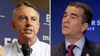 Gillespie gains ground on Northam in Va. gubernatorial race