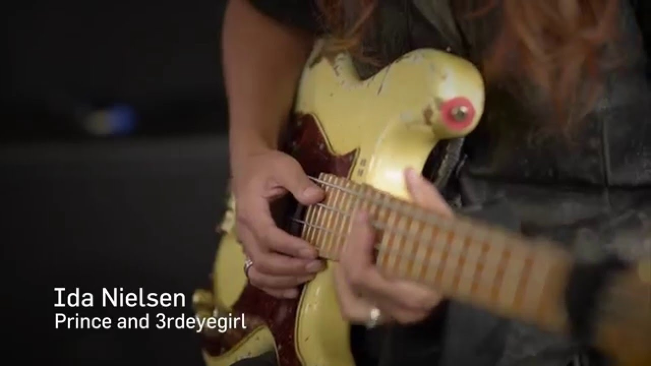 Front and Center: Bassist Ida Nielsen – the WiMN   The