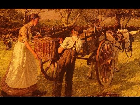 Ralph Vaughan Williams : Concerto for Oboe and Strings. Henry Herbert La Thangue : Paintings.