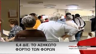6/10/2015 - Η επικαιρότητα σε τίτλους  - MEGA ΓΕΓΟΝΟΤΑ