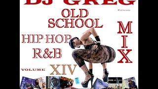 OLD SCHOOL RNB HIP HOP MIX 90