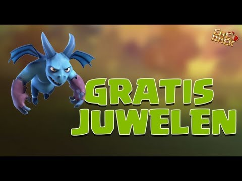 Clash of Clans Gratis Juwelen