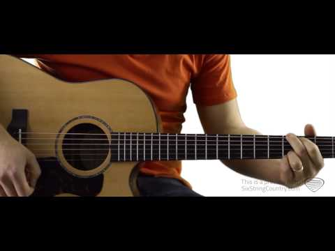 19 You And Me - Guitar Lesson And Tutorial - Dan And Shay