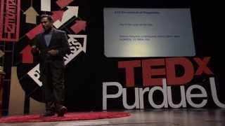 Defining The Undefinable: Kartik Ariyur at TEDxPurdueU