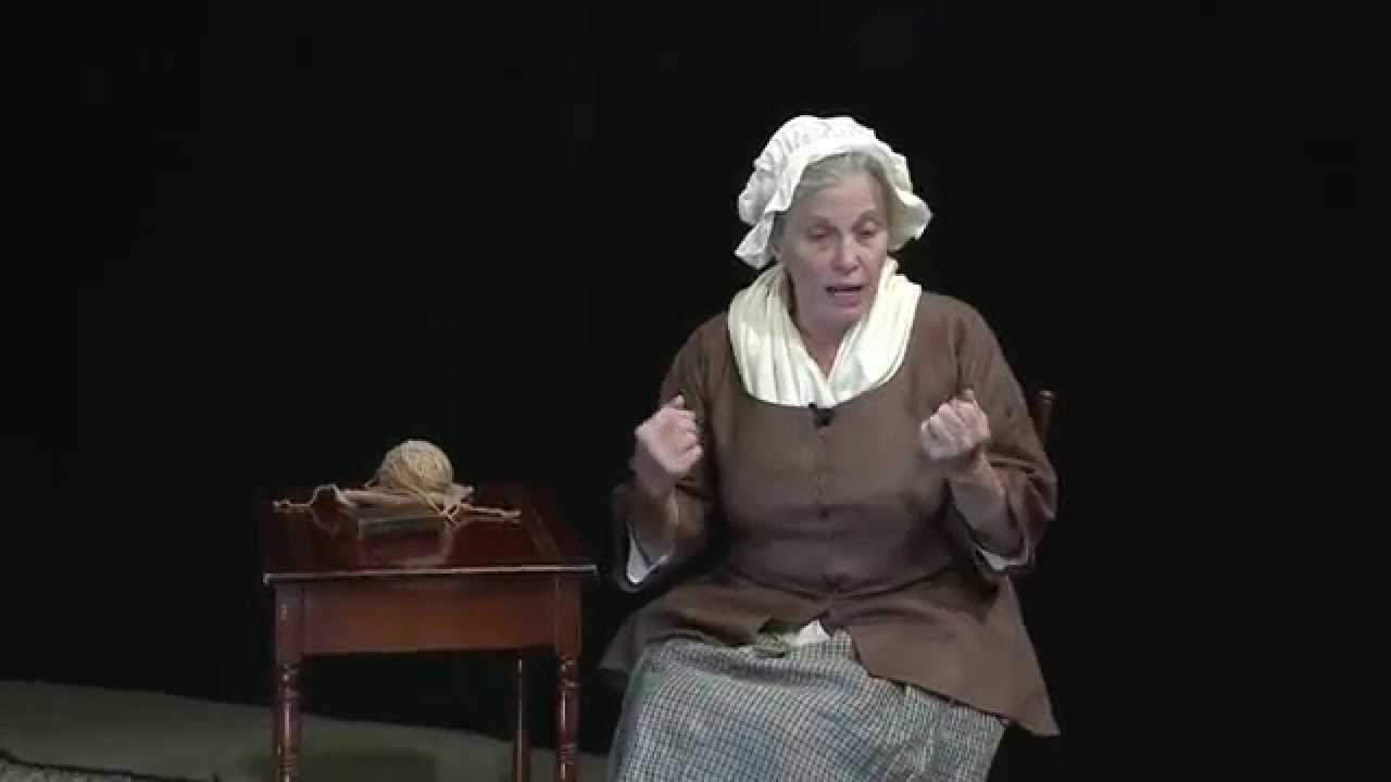 katie green portrays mary rowlandson katie green portrays mary rowlandson