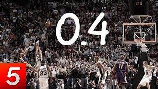 Best Game Winners In NBA History!