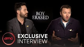 BOY ERASED Interviews (Joel Edgerton, Lucas Hedges, Nicole Kidman) | AMC Theatres (2018)