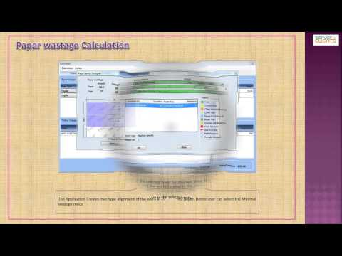 Offset Printing Press Management Software Presentation