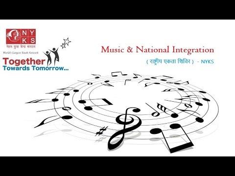 Smt. Kumud Diwan , Music & National Integration IN ( राष्ट्रीय एकता शिविर ) – NYKS