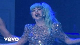 lady gaga born this way gaga live sydney monster hall