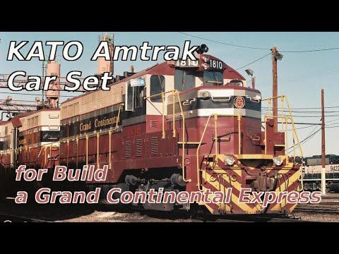 Under Siege 2: Dark Territory Grand Continental Express Car Set