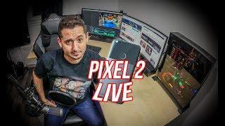 Google Pixel 2 : IPhone X killer ? (Live) - LangueDeGeek