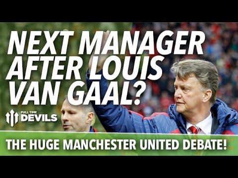 Who Next; Giggs? Mourinho? Pochettino? | The HUGE Manchester United Manager Debate