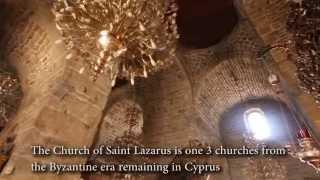 Saint Lazarus Church - Cyprus Larnaca [HD]