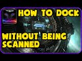 Elite Dangerous - How to Dock when Wanted / without being Scanned