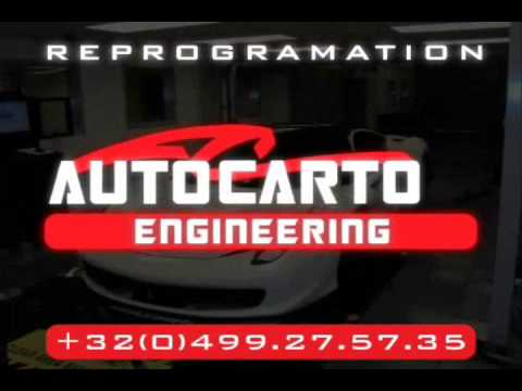 New Spot Radio AutoCarto Engineering Belgium 2014 !